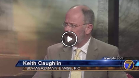 Keith Coughlin on 7 News