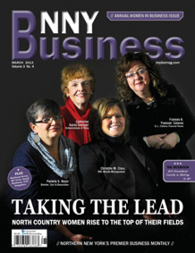 Catherine Quencer featured in NNY Business